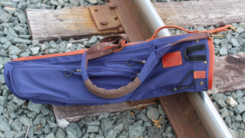 WRX Spotlight: Shapland Sunday bag